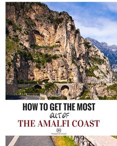 this beautiful drive is just one of the many attractions of the Amalfi Coast. Check out our guide for getting the most out of your trip to the Amalfi Coast.