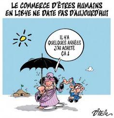 Le journal de BORIS VICTOR : Le commerce d'êtres humains en libye ne date pas d...