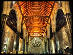 Winchester Great Hall by neilalderney123, via Flickr