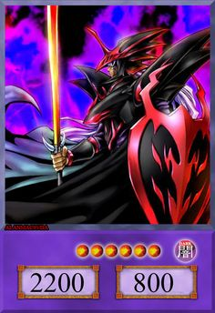 """Dark Magician"" + ""Flame Swordsman"" You take no Battle Damage from battles involving this card. When this card is destroyed by battle and sent to the Gr. Dark Magician Cards, Obelisk The Tormentor, Yu Gi Oh Anime, Yugioh Monsters, Dragon Artwork, Anime Version, Card Maker, Anime Shows, Archetypes"