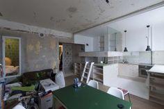 Duplex Paris - Small Spaces Addiction