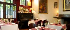 Restaurant 't hofke | Antwerpen