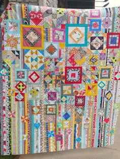 View our limited supply of Jen Kingwell Gypsy Wife Quilt patterns, grab your favorite Jen Kingwell fabric, and plan your next project! Sampler Quilts, Scrappy Quilts, Patchwork Quilting, Crazy Quilting, Patchwork Ideas, Batik Quilts, Jellyroll Quilts, Star Quilts, Quilting Fabric