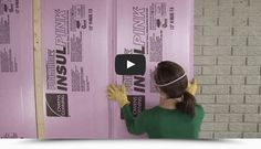 Insulating Your Basement with Rigid Foam Panels