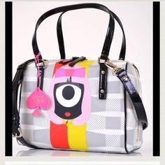 Kate Spade Fashion Bag HOST PICK 8/17/2014 Kate Spade Fashion Bag will exchange  for kate spade bag. kate spade Bags