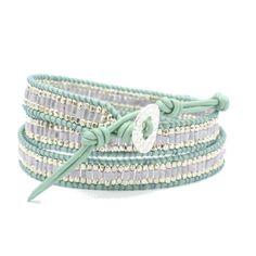 Bracelet Nakamol Chicago sur www.lilishopping.com/25_nakamol  #nakamol #nakamolchicago #wraparound #wrapbracelet #armband