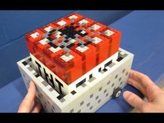 ▶ LEGO TNT Minecart - Minecraft - YouTube