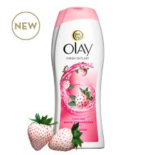 Olay Fresh Outlast Cooling White Strawberry and Mint Body Wash Dial Soap, White Strawberry, Victoria Secret Fragrances, Beauty Awards, Diy Skin Care, Olay, Smell Good, Shower Gel, Body Wash