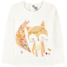 T-shirt Catimini poétiquement illustré - 25 € http://www.melijoe.com/fr/catimini-t-shirt-illustre-181223