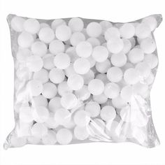 150 Pcs 38mm White Beer Pong Balls Balls Ping Pong Balls Washable Drinking White Practice Table Tennis Ball