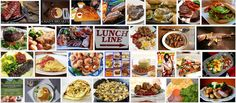 """Google search for """"manly meal"""" reveals a preponderance of meat (try it yourself!) Gender, Lunch, Meals, Google Search, Ethnic Recipes, Food, Meal, Eat Lunch, Essen"""
