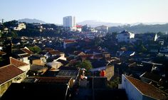 Bandung Utara di waktu pagi. disana kaya Ciwaaaalk