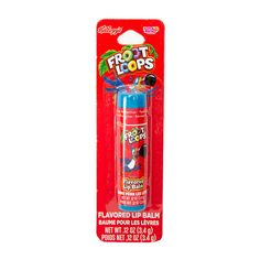 Now this one is pretty good as well but it comes in different colors i just posted this one so you guys dont get confused if it was a different color and i even got confused when i seen the other colors Funny Lips, Casa Anime, Flavored Lip Gloss, Nice Lips, Kids Makeup, Lip Balms, Lip Care, Froot Loops, Makeup Kit