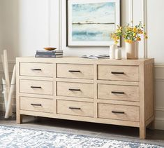 Shop Pottery Barn for expertly crafted wooden bedroom furniture. Browse our Linwood bedroom furniture collection and find stylish wooden beds, nightstands and dressers. Contemporary Bedroom, Modern Bedroom, Bedroom Classic, Trendy Bedroom, Minimalist Bedroom, Kitchen Furniture, Home Furniture, Furniture Ideas, Furniture Removal