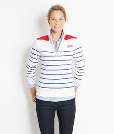 Stripe Shep Shirt for Women | Vineyard Vines
