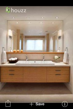 One sink, two faucets = more drawers where it counts