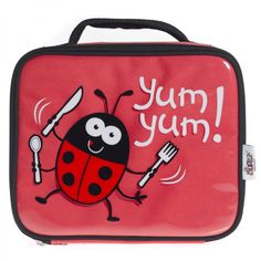 Such a cute lunch bag for back to school