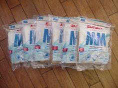 18 Eureka Style MM Vacum Cleaner Bags Genuine Eureka Part 60295B-6
