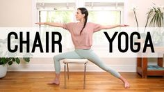 Chair Yoga invites you to find mobility in a way that is soft and gentle but also really supportive and beneficial. This 17 minute practice invites awareness...