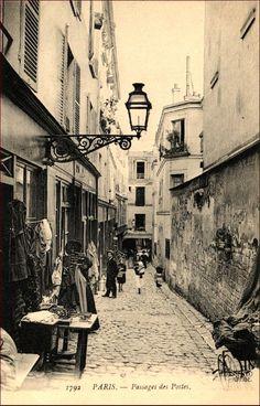 Le passage des Postes (Paris 75005)
