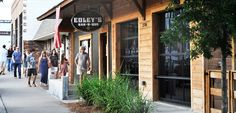 Edley's Bar-B-Que in Nashville - Sample the smoke meats and moonshine-infused mojitos with nightly live tunes!