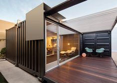 Sea Container Homes. Top Shipping Container House Archives ...