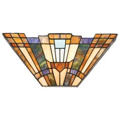 Buy the Quoizel undefined Tiffany Direct. Shop for the Quoizel undefined Tiffany Inglenook 2 Light Tall Wall Washer with Tiffany Glass and save. Quoizel Lighting, Wall Sconce Lighting, Hall Lighting, Cabin Lighting, Luxury Lighting, Lighting Ideas, Bathroom Lighting, Tiffany Glass, Tiffany Art