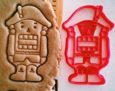 Nutcracker Cookie Cutter cookiecutter cookies by 3dventureru