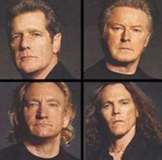 The Eagles - Glenn Frey, Don Henley, Joe Walsh, Timothy B. Schmidt