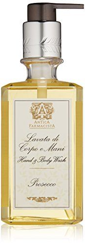 Antica Farmacista Hand Wash Prosecco 10 fl oz * Learn more by visiting the image link.-It is an affiliate link to Amazon.