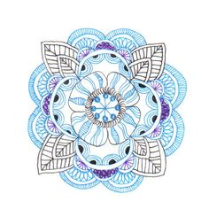 blue zendala