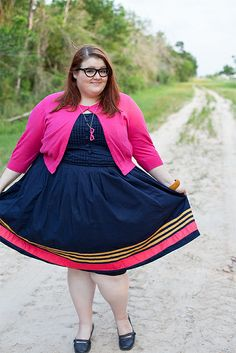 Outside My Comfort Zone: 7 - Geek Chic   #plus-size