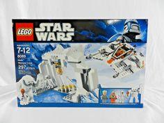 Lego Star Wars Hoth Wampa Cave 8089 New in Box Retired Set #LEGO