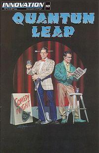 Quantum Leap - Good old series : 88/100