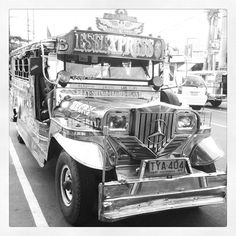 Miss riding the jeepney whenever we go to other places!