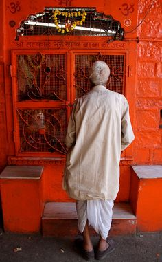 recueillement, Inde, India, Rajasthan (Philippe Guy) by guy philippe, via Flickr