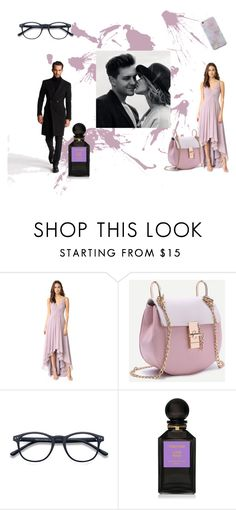 """""""romance love"""" by mariapizzuto on Polyvore featuring Monique Lhuillier, Ralph Lauren e Tom Ford"""