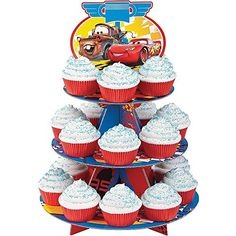 Wilton Cupcake Stand, Disney Cars >>> You can get additional details at the image link.