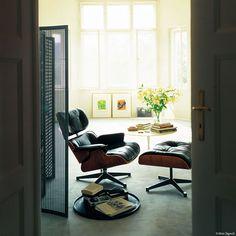 Imágenes: Lounge Chair & Ottoman: Muebles para el hogar: Vitra.com