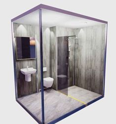 Report on Global Prefabricated Bathroom Pods Market by Player, Region, Type, Application and Sales Channel - Radiant Insights Bathroom Doors, Shower Doors, Small Bathroom, Unit Bathroom, Bathrooms, One Piece Shower, Concrete Bathroom, Glass Bathroom, Modular Table