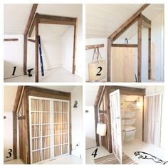 Ausgebauter-Kleiderschrank-Homes-we-will-DIY-.-Ausgebauter-DIY-Homes.jpg - Ausgebauter-Kleiderschrank-Homes-we-will-DIY-…-Ausgebauter-DIY-Homes. Diy Wardrobe, Built In Wardrobe, Wardrobe Storage, Modern Wardrobe, Bedroom Wardrobe, Wardrobe Doors, Wardrobe Design, Diy Clothes Storage, Modern Closet