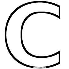 Resultado de imagen para letras para moldes abecedario completo tamaño grande