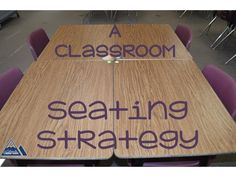 A Classroom Seating Strategy | The Colorado Classroom