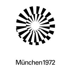 München Olympics 1972 by Otl Aicher