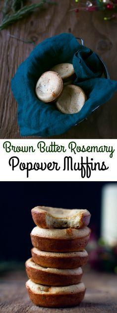 Brown Butter Rosemar