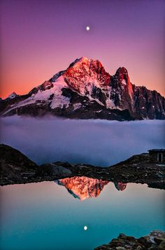 Aiguille Verte, #France #LiveLifeDifferent. travel images, travel photography