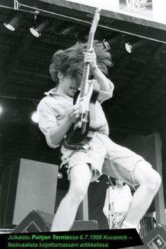 Melrose @ 1988 Kuusrock festival