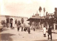 Topkapı Sarayı girişi / İstanbul