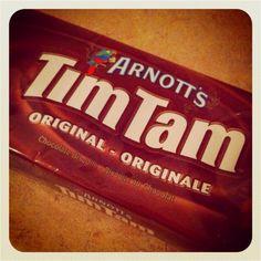Tim Tams.