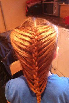 Creative braid